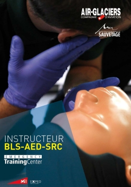 Instructeur Basic Life Support SRC