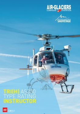 TRI(H) AS350 Type Rating Instructor