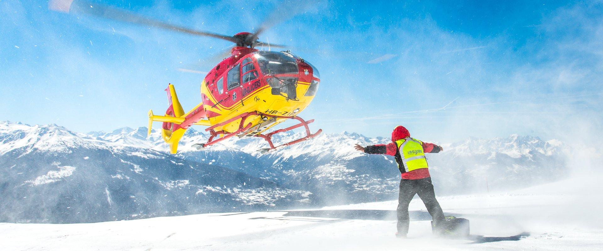 HB-ZIR Rescue