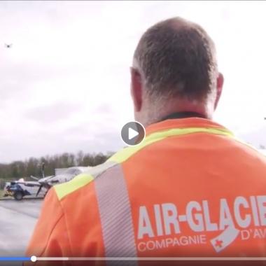 Notre Service de Drone présent à la Journée de l'Economie Aeropole Payerne