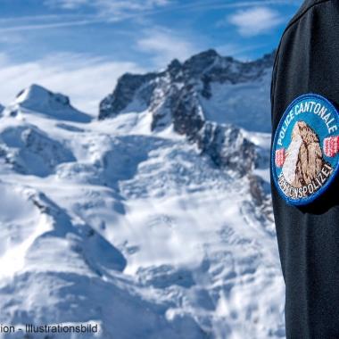 Sauvetage très difficile lors d'une avalanche à Bagnes