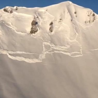 39 sauvetages le week-end dernier et 3 avalanches
