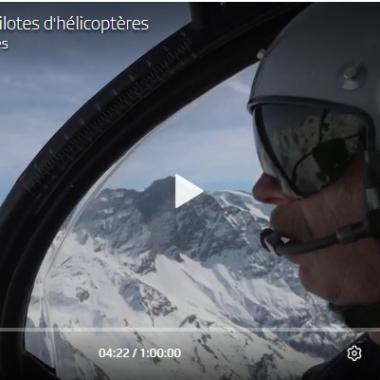 Notre Chef Pilote Patrick Fauchère dans